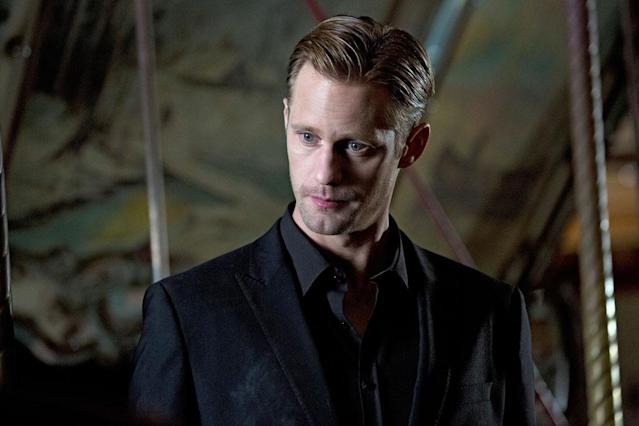 "Alexander Skarsgard in the ""True Blood"" episode, ""At Last."""