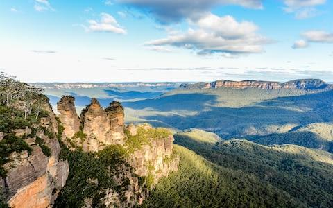 Blue Mountains, Australia - Credit: ©2015 Richard Sharrocks/Richard Sharrocks