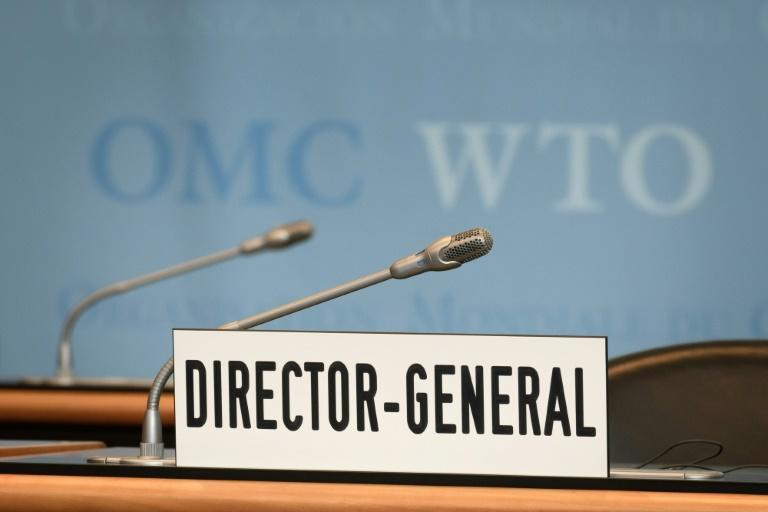 The World Trade Organization aims to chose a new director-general in November