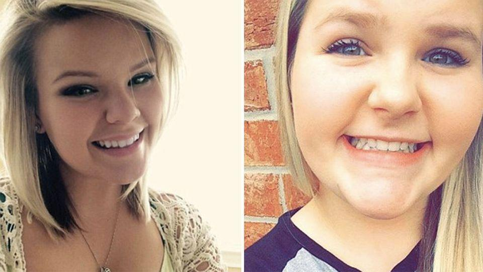 Taylor Sheats, 22, (left) and her sister Madison, 17, (right) were shot and killed by their mother who was a gun advocate. Photo: Facebook
