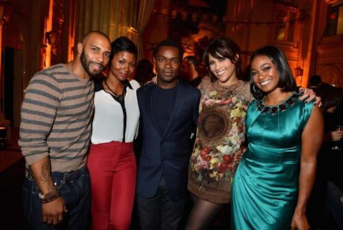 HFPA InStyle Party - 2012 Toronto International Film Festival