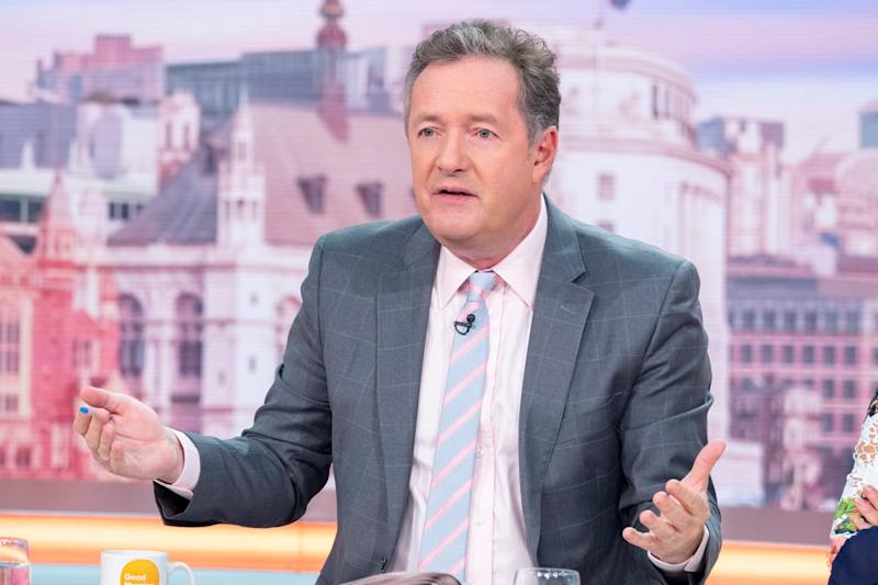 Piers Morgan sparks backlash after suggesting women should expect to be 'objectified and criticised' on the red carpet