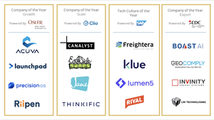 """""""We're humbled and encouraged to be counted among such an incredible lineup of BC's finest in the tech space,"""" said Bruce Qi, Launchpad Founder and CEO."""