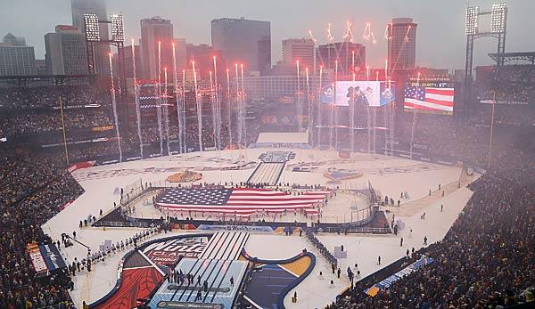 NHL: Winter Classic: New York Rangers vs. Buffalo Sabres