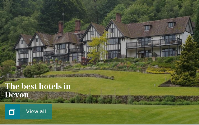 The best hotels in Devon