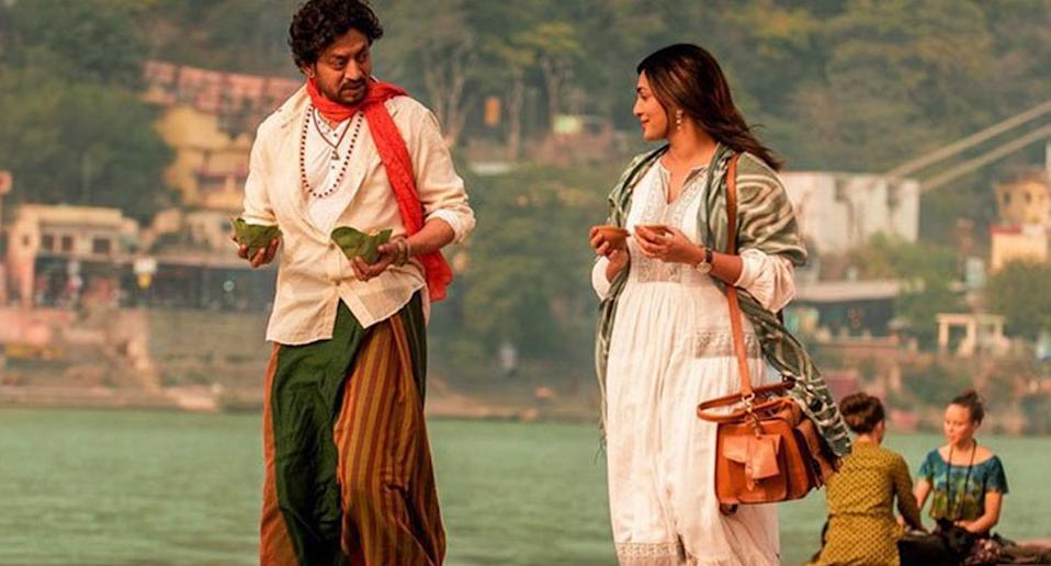 Irrfan and Parvathy
