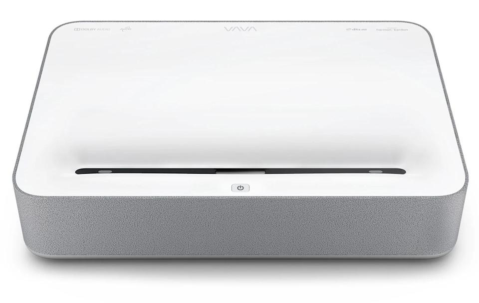 Vava 4K Ultra Short Throw Laser TV Projector (Photo: vava.com)