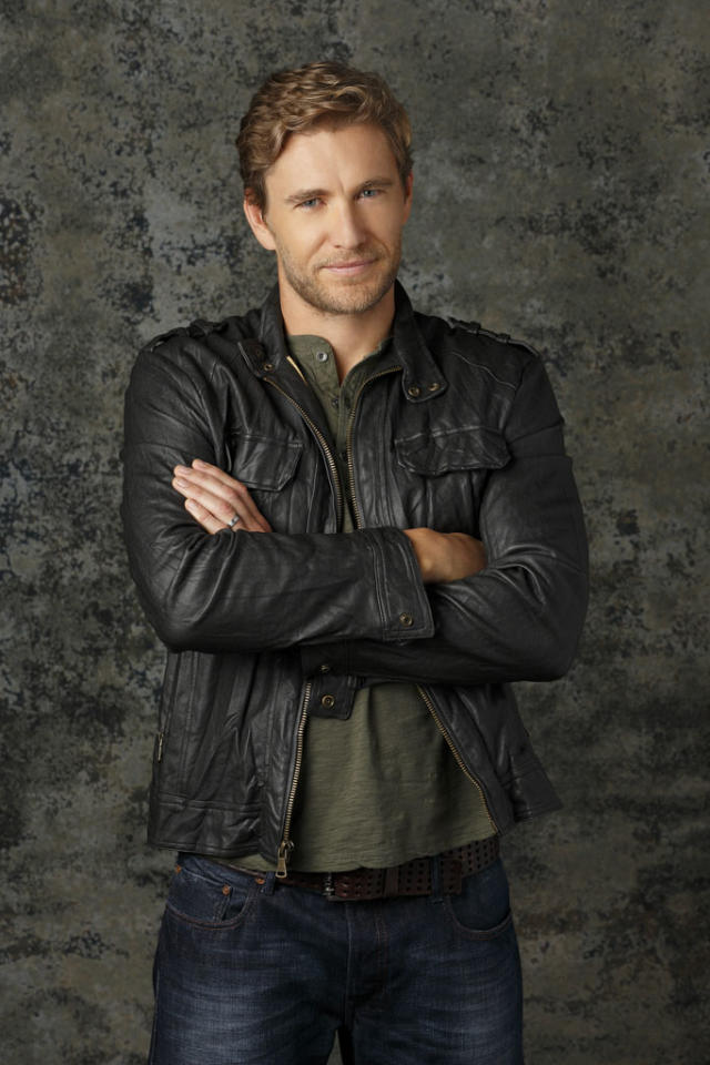 "ABC's ""Mistresses"" stars Brett Tucker as Harry Davis."