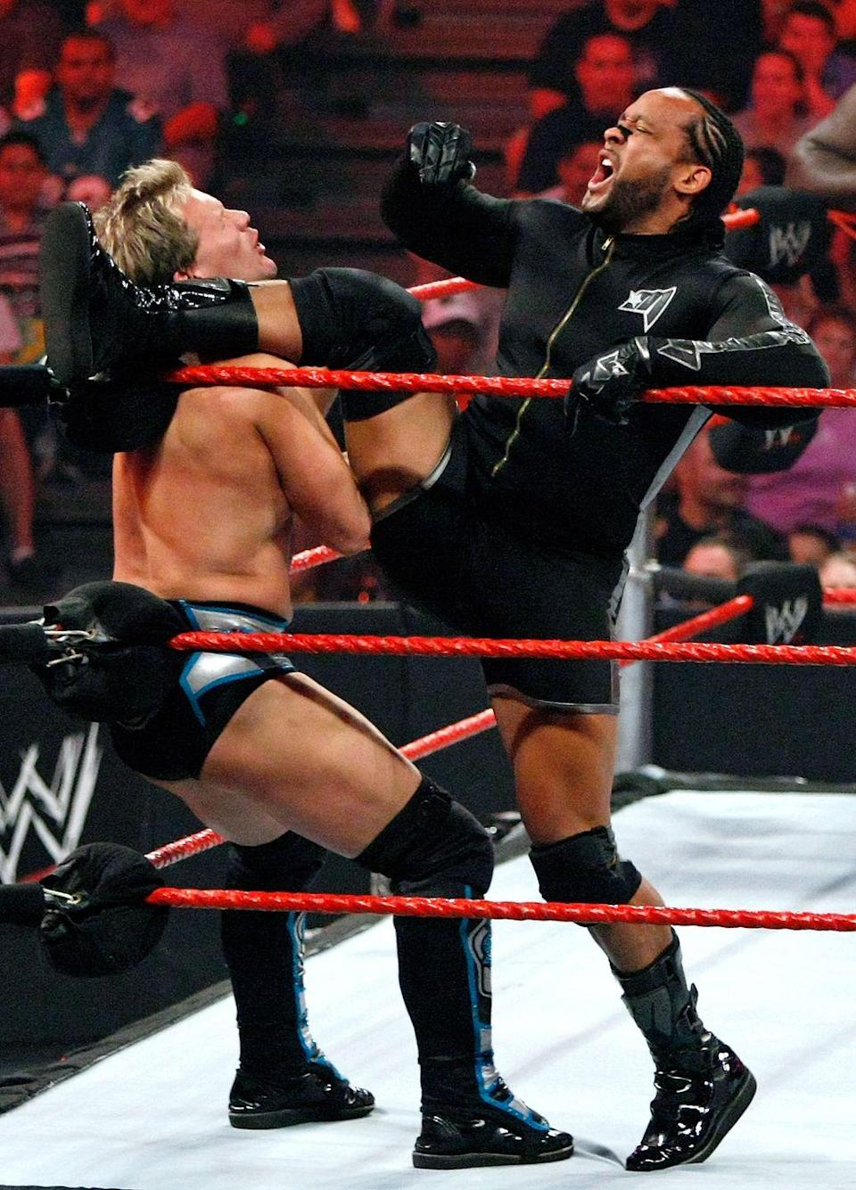 "<p>The <a href=""https://www.thesportster.com/wrestling/strange-rules-and-codes-wwe-wrestlers-have-to-follow/"" rel=""nofollow noopener"" target=""_blank"" data-ylk=""slk:WWE"" class=""link rapid-noclick-resp"">WWE</a> takes its reputation seriously, and if the company deems an appearance in proper for a star, they can prevent them from doing it. </p>"