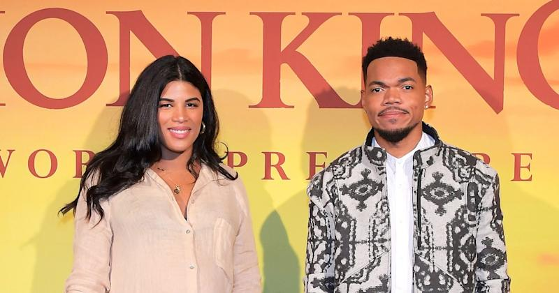 Father of Two! Chance the Rapper and Wife Kirsten Bennett