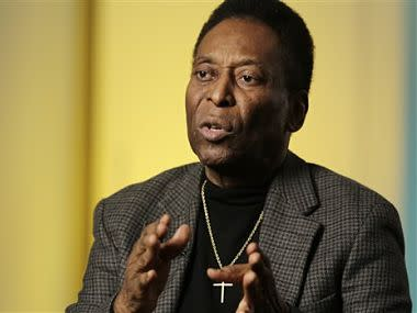 Pele says Lionel Messi 'only has one skill', rates himself and Diego Maradona above Barcelona forward