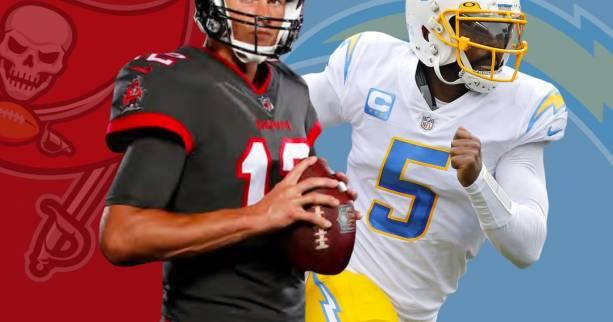Foot US - NFL - NFL : Tampa Bay Buccaneers - Los Angeles Chargers en direct vidéo