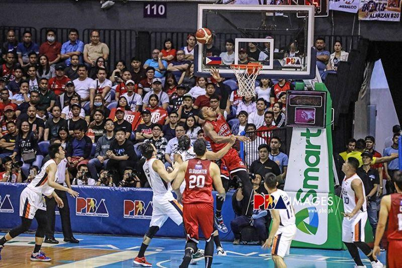 Ginebra back on top, captures Governors' Cup title with Game 5 win over Meralco