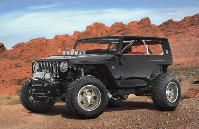 Why Jeep's Moab Safari is full of Easter eggs for SUV fans