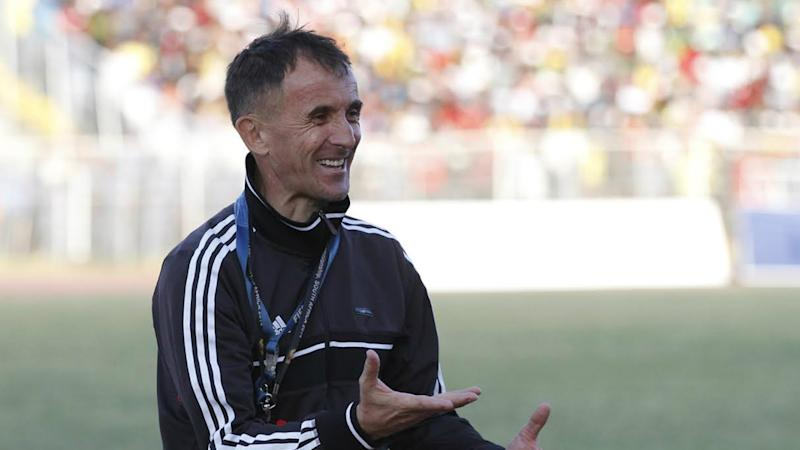 Serbian coach terminates contract with Uganda