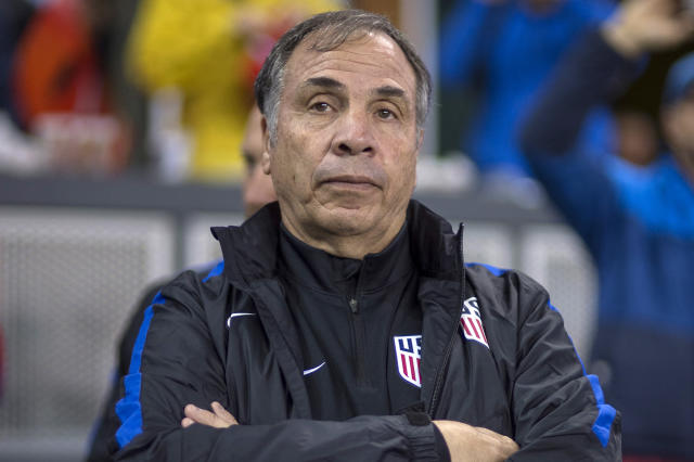 Former USMNT coach Bruce Arena has suggested he would've overhauled the 2018 World Cup roster if the Americans had qualified. (Photo by Robin Alam/Icon Sportswire via Getty Images)