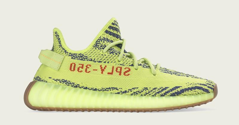 e9da40078db One of the Most In-Demand Adidas Yeezy Boost 350 V2s Is Returning Next Week