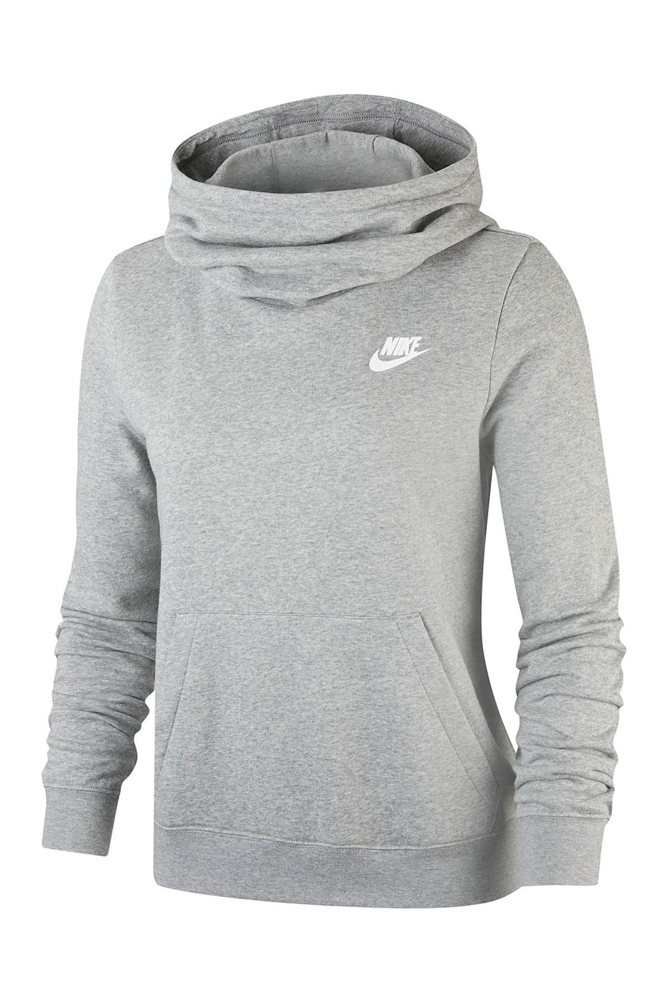 Nike Funnel Neck Fleece Pullover
