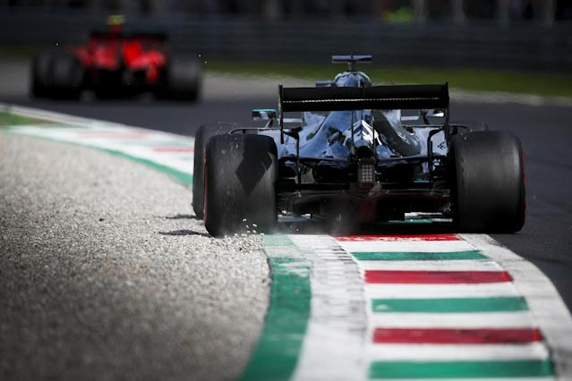 Hamilton will change way he races after Monza