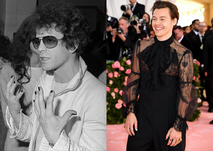 lou reed harry styles - Getty Images