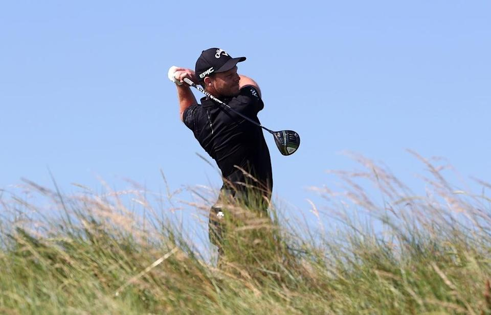 Danny Willett was a shot off the lead after day one of the D+D Real Czech Masters (David Davies/PA) (PA Wire)