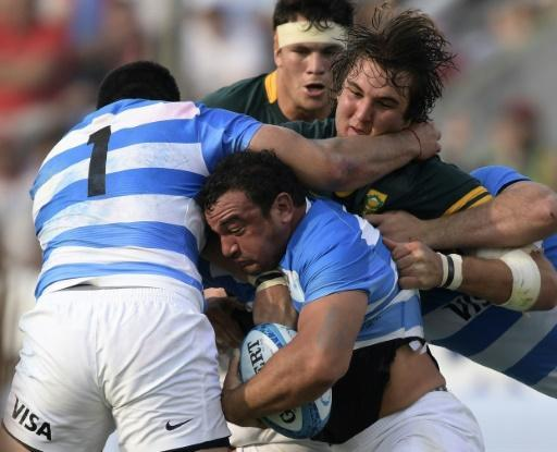 Argentina beat South Africa in Rugby Championship