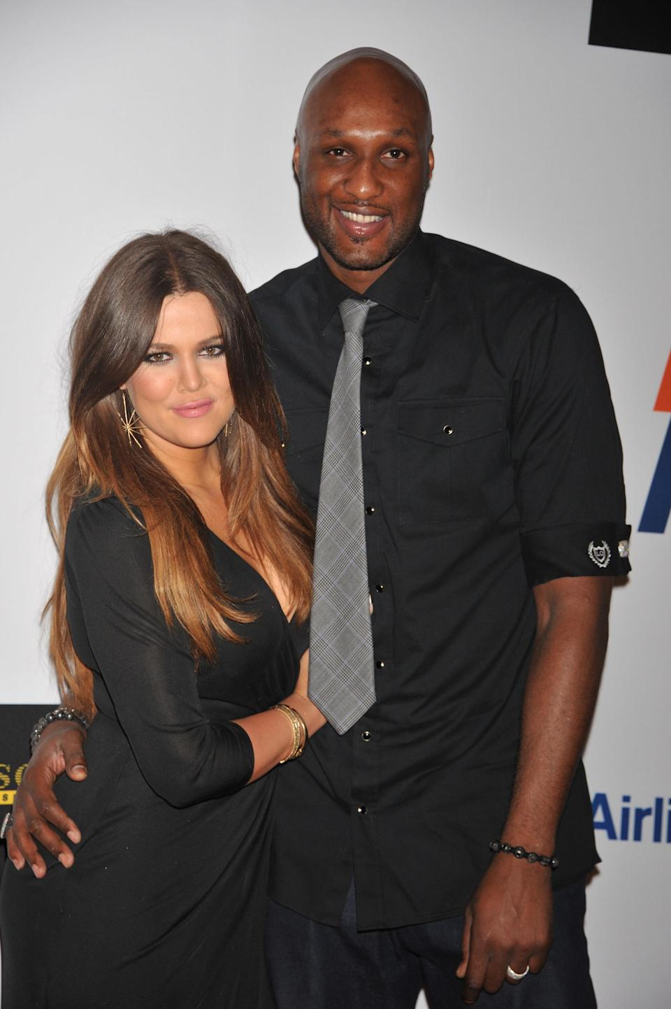Not to add fuel to the recent fire, buutttt these two were one of my favorite couples in their heyday. Yes, they had a heyday. Don't fight me on this. The former NBA player and reality star were married in 2009 before splitting in 2013 and finalizing their divorce in 2016.