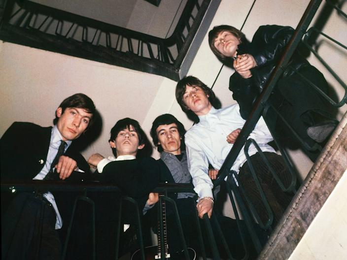 the rolling stones 1965`