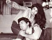 She won the National Film Award for Best Actress for the movie 'Rudaali', in 1993Two most sought after actors of the 80s, Dimple Kapadia and Sunny Deol were even rumored to be married.