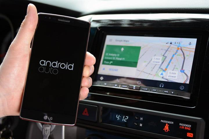 cars with Android Auto