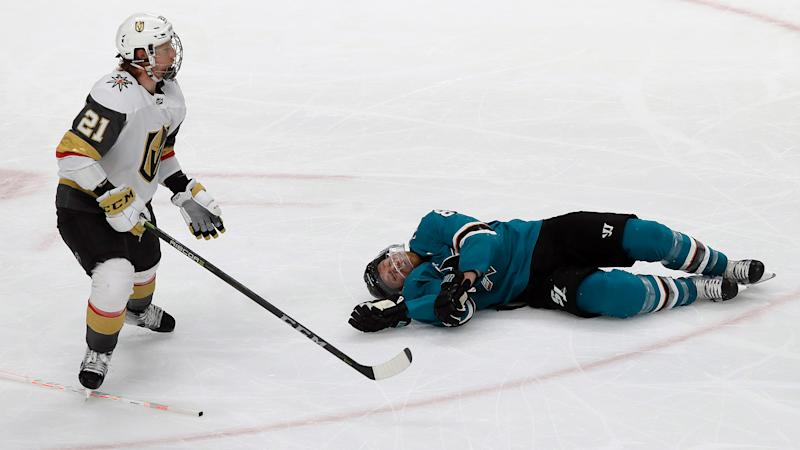 Sharks-Vegas Game 7: Why Kerry Fraser thinks game-changing penalty wrong call