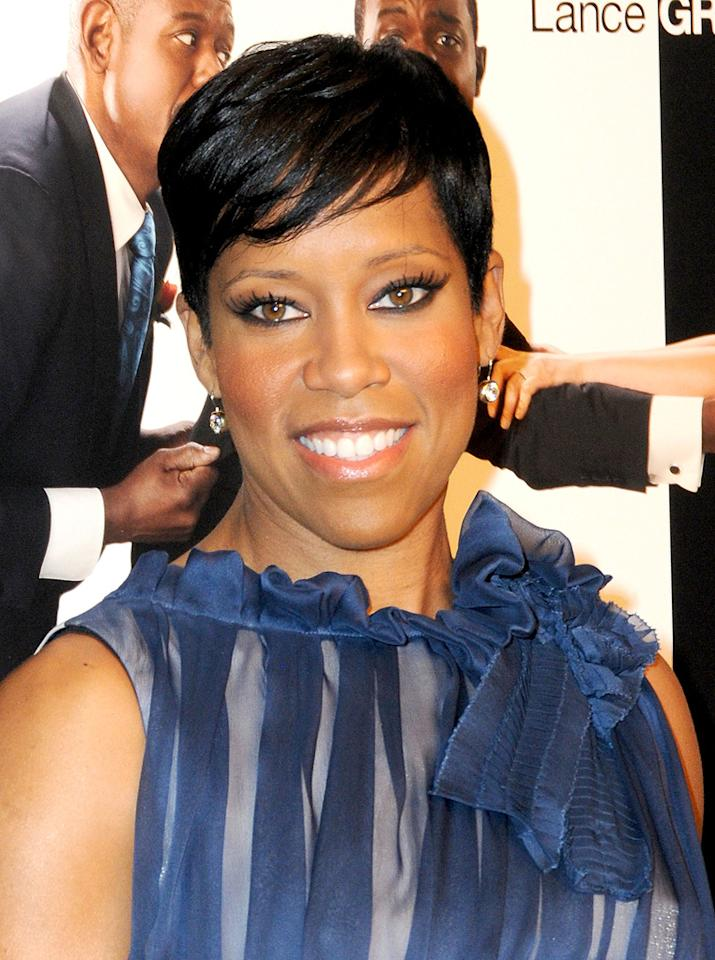 "<a href=""http://movies.yahoo.com/movie/contributor/1800021532"">Regina King</a> at the New York City premiere of <a href=""http://movies.yahoo.com/movie/1810093971/info"">Our Family Wedding</a> - 03/09/2010"