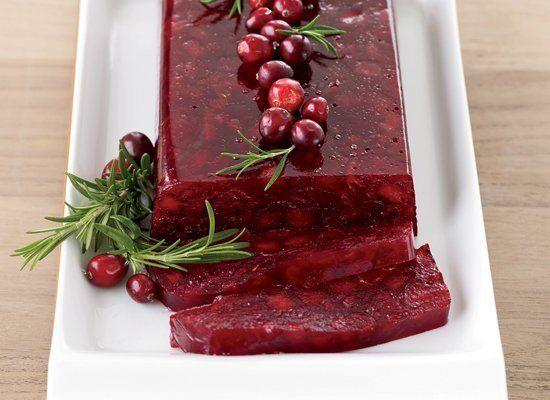 """<strong>Get the <a href=""""http://www.huffingtonpost.com/2011/10/27/jellied-cranberry-sauce-w_n_1058505.html"""" target=""""_hplink"""">Jellied Cranberry Sauce with Fuji Apple</a> recipe</strong>"""