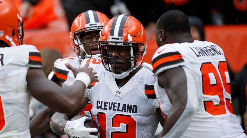 Browns release wide receiver Josh Gordon