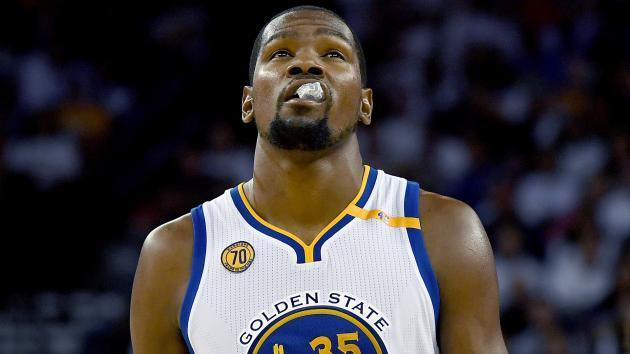 NBA playoffs 2017: Kevin Durant 'wants to play' Game 3 against Trail Blazers