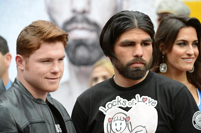 Canelo Alvarez may be boxing's second-biggest star, but he's still looking to rebound
