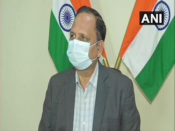 Delhi Health Minister Satyendar Jain (Photo/ANI)
