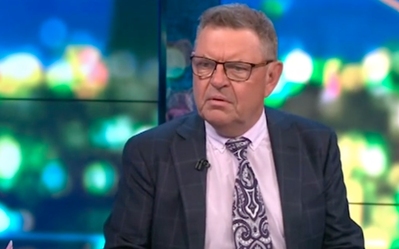 "Steve Price has unleashed on Jacinda Ardern on The Project, saying he is ""sick and tired of that woman"", comparing her Australian holiday to Scott Morrisons. Source: The Project"
