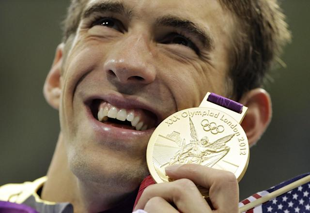 <p>The only one who could top this record is Phelps himself if he decides to swim in another Olympics. His 28 medals, 23 of which are gold, stand alone because of a unique set of circumstances that allow Phelps to compete in several different events while also competing in a sport that lends itself to more longevity than others. He collected the hardware across four Summer Games from 2004-2016. The second-most Olympic medals of all time is 18 by Soviet gymnast Larisa Latynina. </p>