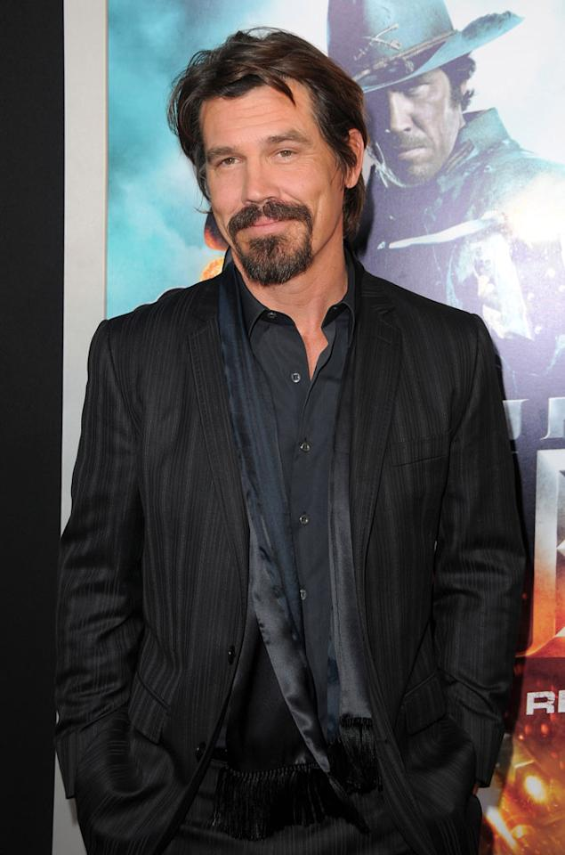 "After a series of average films during the 1980s and early '90s, Brolin, now 42, had a career resurgence with 2007's ""No Country for Old Men,"" and went on to earn an Oscar nomination for ""Milk"" in 2008. Jordan Strauss/<a href=""http://www.wireimage.com"" target=""new"">WireImage.com</a> - June 17, 2010"