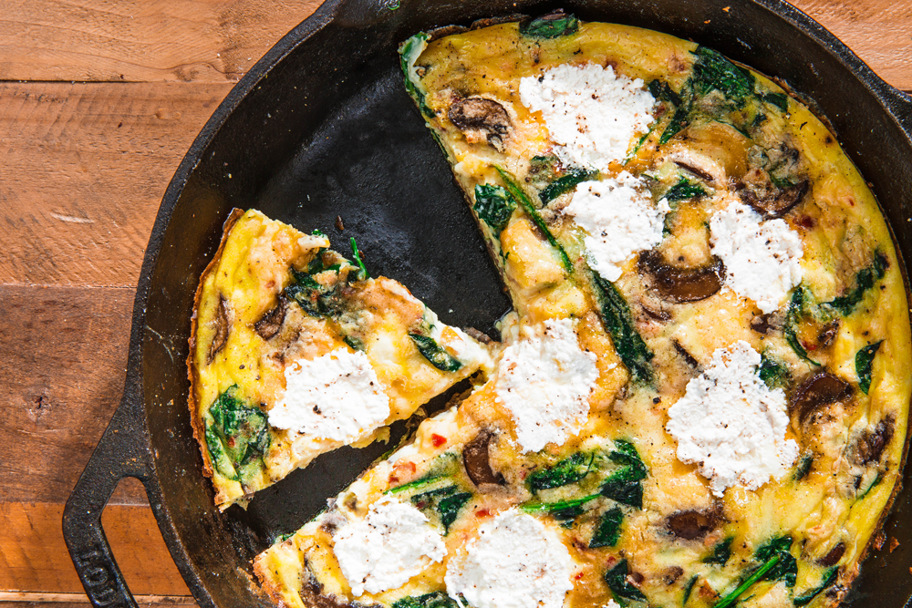 "<p>It's the most important meal of the day-make it count.</p><p>Need to make a <a rel=""nofollow"">healthy dinner</a>, too? Try these <a rel=""nofollow"">lightened up comfort foods</a>.</p>"
