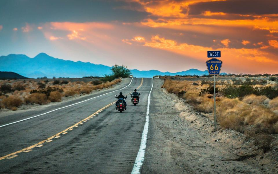 With the US opening to double-jabbed visitors, the freedom of the open road is calling - Moment RF