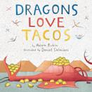 "<p><a href=""https://www.popsugar.com/buy/Dragons-Love-Tacos-398649?p_name=Dragons%20Love%20Tacos&retailer=walmart.com&pid=398649&price=13&evar1=moms%3Aus&evar9=25800161&evar98=https%3A%2F%2Fwww.popsugar.com%2Fphoto-gallery%2F25800161%2Fimage%2F44870146%2FDragons-Love-Tacos&list1=gifts%2Choliday%2Cgift%20guide%2Cparenting%2Ckid%20shopping%2Choliday%20for%20kids%2Cgifts%20for%20toddlers%2Cbest%20of%202019&prop13=api&pdata=1"" class=""link rapid-noclick-resp"" rel=""nofollow noopener"" target=""_blank"" data-ylk=""slk:Dragons Love Tacos"">Dragons Love Tacos</a> ($13, originally $17) is the cutest book about what can go wrong at a dragon taco party.</p>"