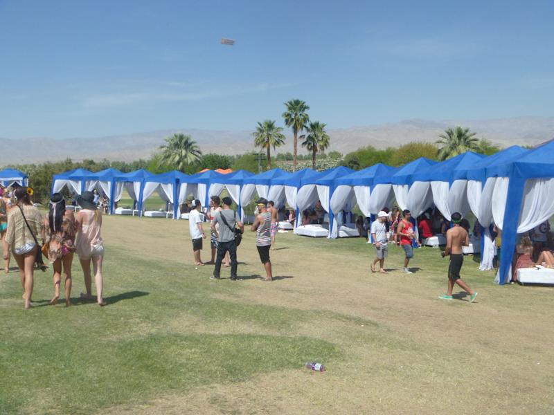 Coachella Parties 2012: Hollywood, Brands Favor First Weekend
