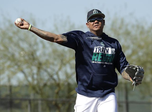 Can Felix Hernandez return to form? If not, the Mariners could be in trouble. (AP)