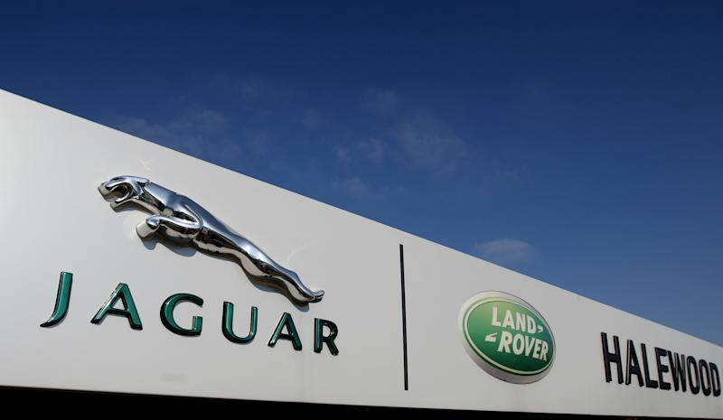 The Jaguar Land Rover Halewood Plant in Liverpool. Photo: Dave Thompson/PA via Getty Images