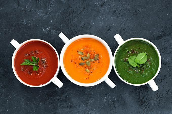 Whip up some soup. Photo: iStock
