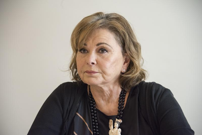 Roseanne Barr Cries and Apologizes for Tweet That Got Her Show Canceled
