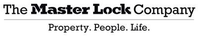 The Master Lock Company logo (PRNewsfoto/The Master Lock Company)