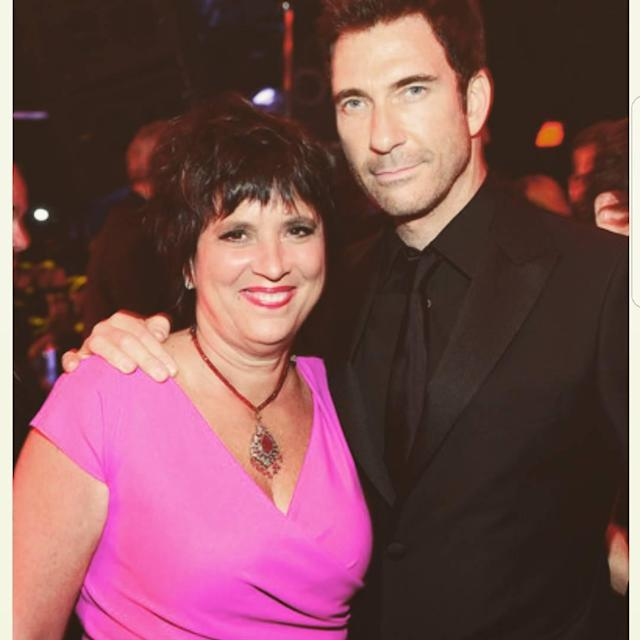 "<p>The former <em>American Horror Story</em> actor has nothing but love and respect for his adoptive mom, <em>The Vagina Monologues</em> author Eve Ensler. ""Happy Mother's Day! You are my hero…"" (Photo: <a href=""https://www.instagram.com/p/BUE82cwFpX7/"" rel=""nofollow noopener"" target=""_blank"" data-ylk=""slk:Dylan McDermott via Instagram"" class=""link rapid-noclick-resp"">Dylan McDermott via Instagram</a>) </p>"